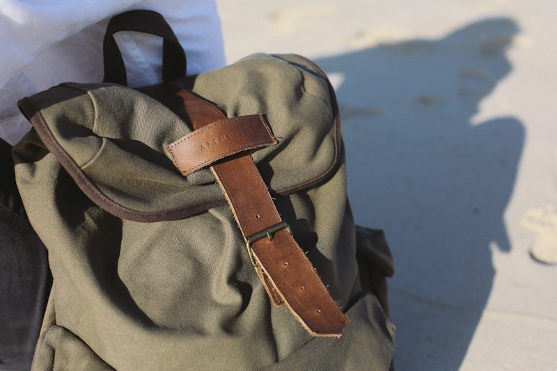 Afends Beach Invasion Backpack