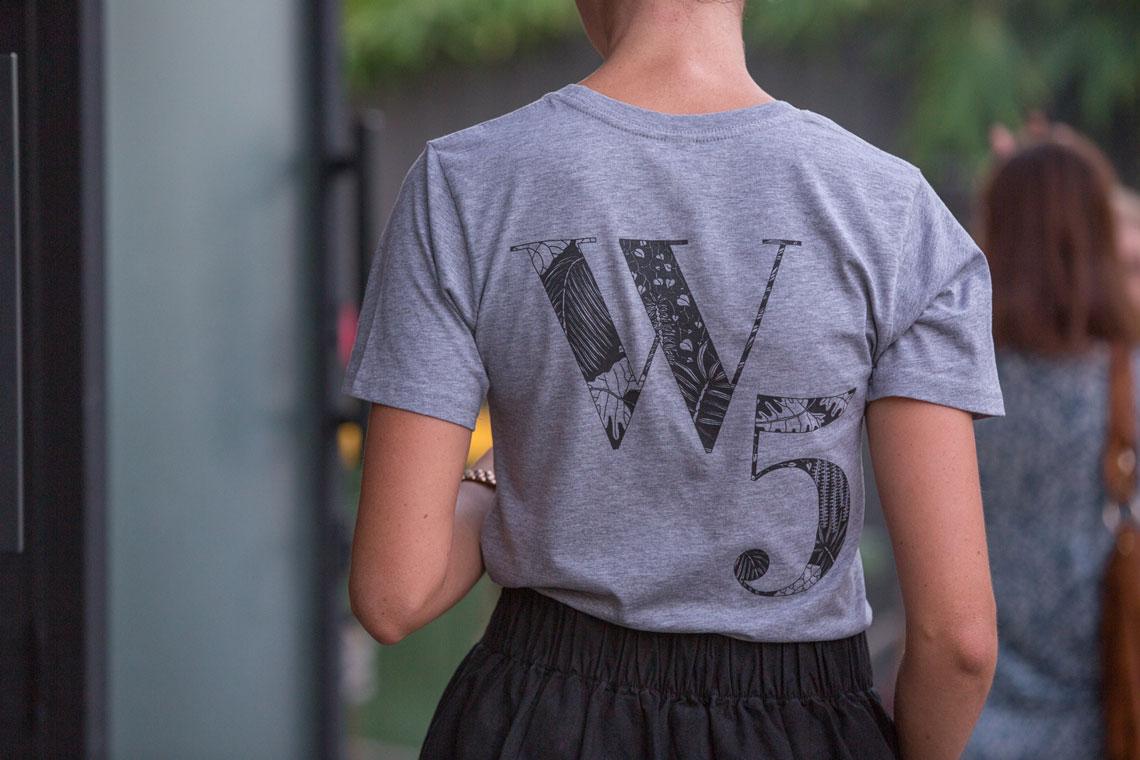 Warehouse No.5 t-shirt