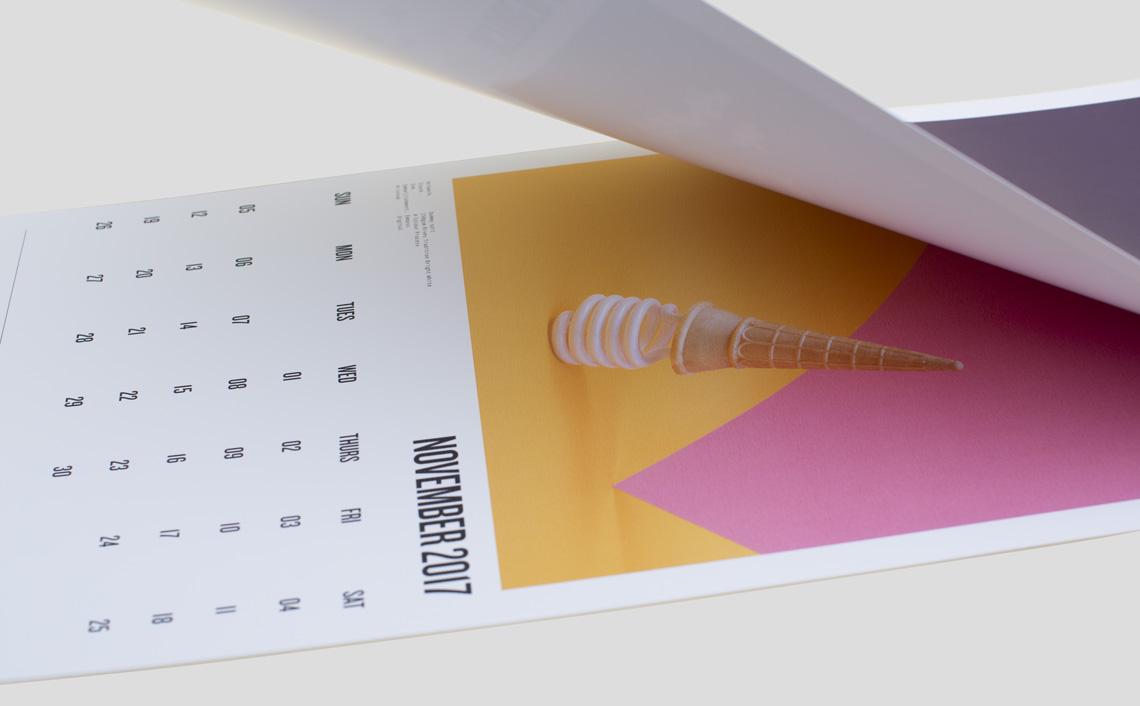 Choose Still Life calendar