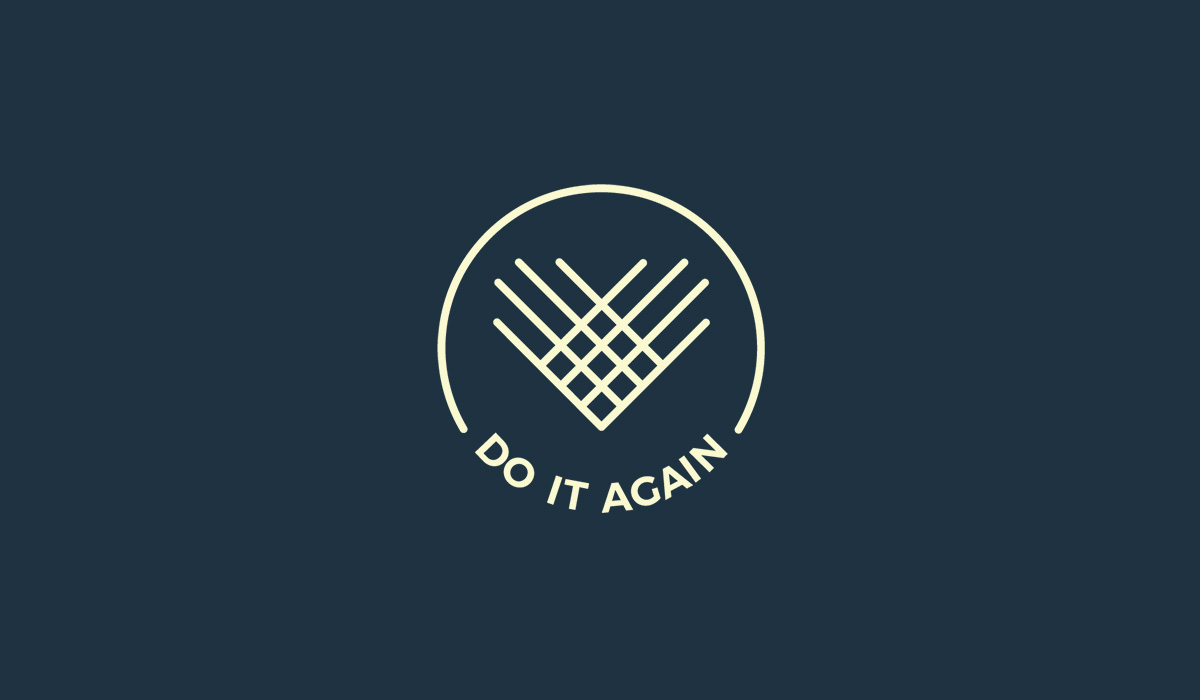 Do It Again logo