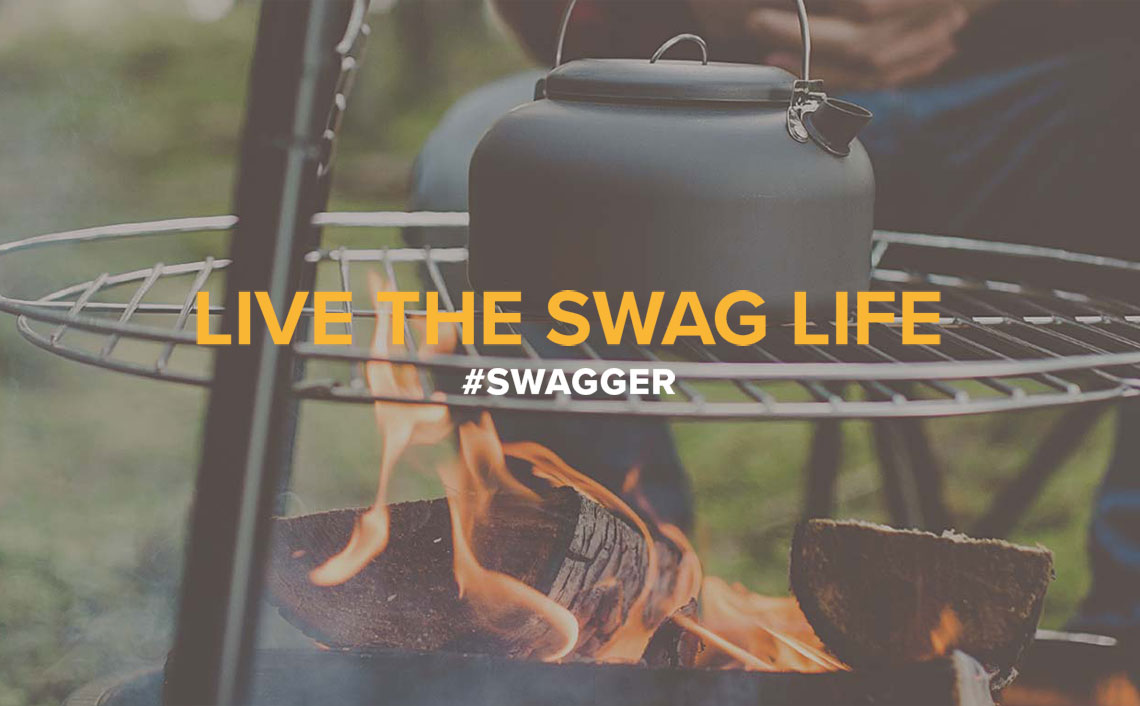 Sahara Swags - live the swag life