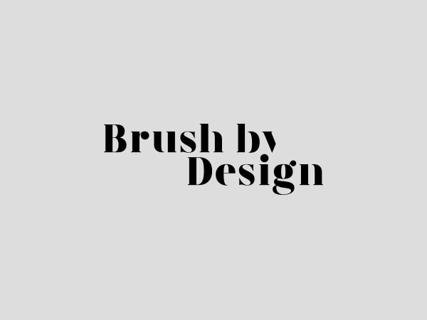 Brush By Design logo