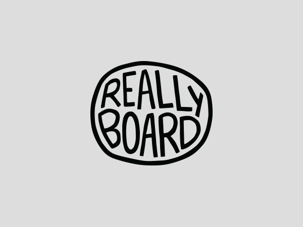 Really Board logo