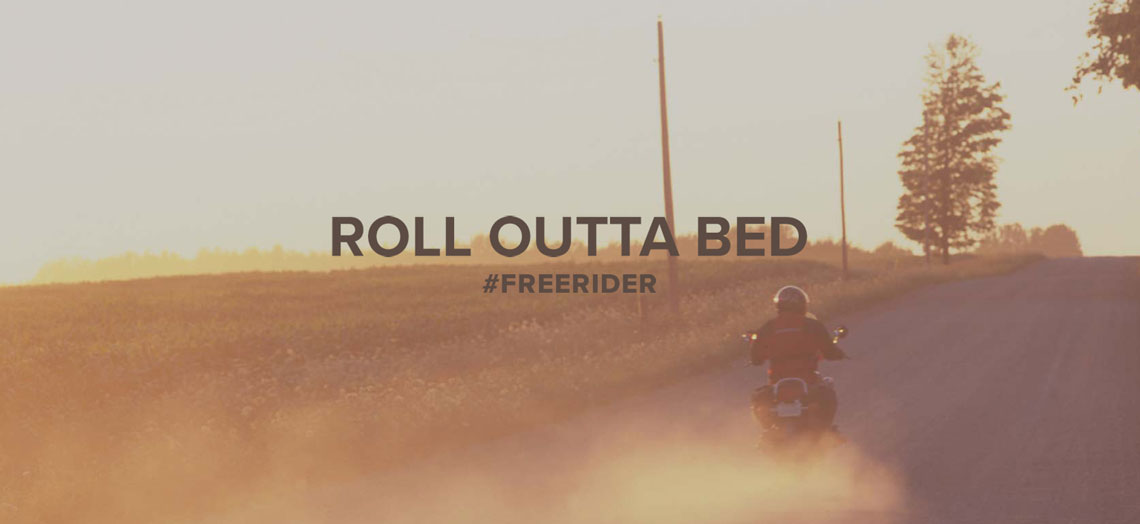 Sahara Swags - roll outta bed