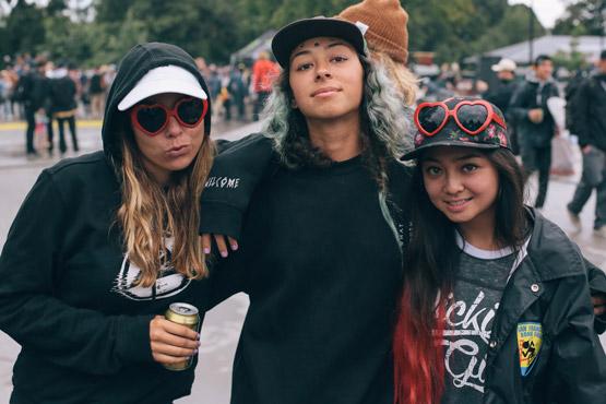 Nora, Lizzie & Allysha at Cph Open 2016